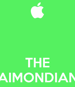 Poster:    THE RAIMONDIANS