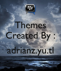 Poster: Themes Created By :  adrianz.yu.tl