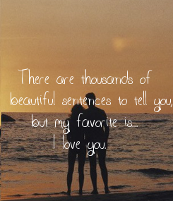 Poster:  There are thousands of