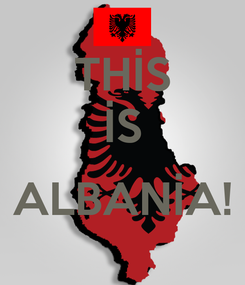 Poster: THİS İS  ALBANİA!