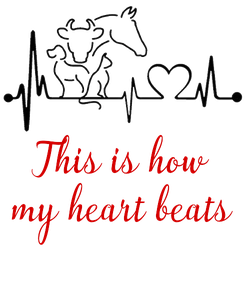 Poster: This is how my heart beats