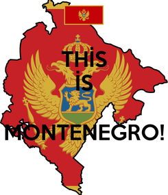 Poster: THİS İS  MONTENEGRO!
