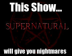 Poster: This Show... will give you nightmares