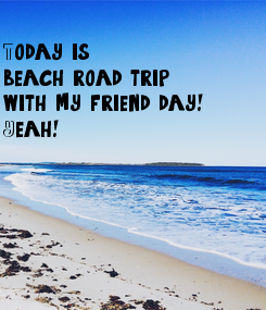 Poster: Today is