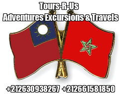 Poster:       Tours-R-Us          Adventures Excursions & Travels +212630938267  +212661581850