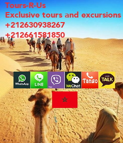 Poster: Tours-R-Us