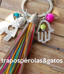 Poster:     trapospérolas&gatos