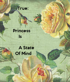 Poster:            True: