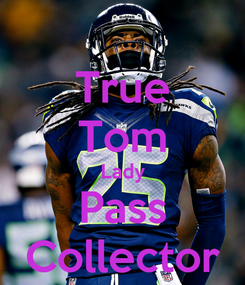 Poster: True Tom Lady Pass Collector