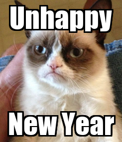 Poster: Unhappy New Year