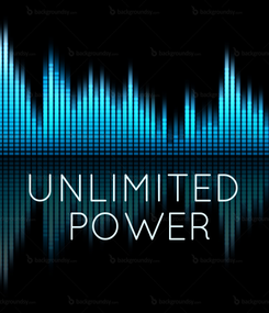 Poster:     UNLIMITED  POWER