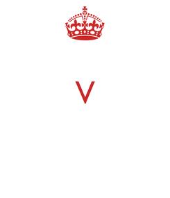 Poster:  V