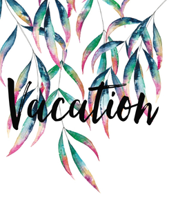 Poster: Vacation