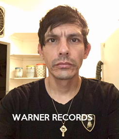 Poster:          WARNER RECORDS