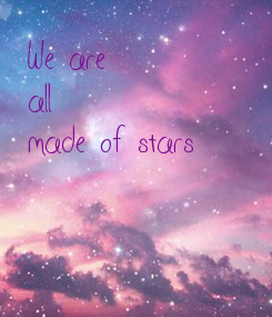 Poster: We are