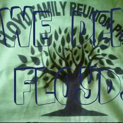 Poster: WE DEM  FLOYD'S