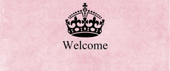 Poster:   Welcome