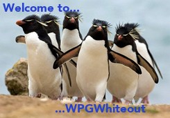 Poster: Welcome to...                      ...WPGWhiteout