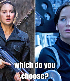 Poster:  which do you choose?