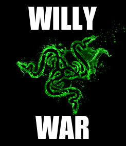 Poster: WILLY WAR