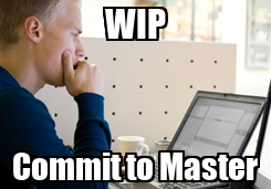 Poster: WIP Commit to Master