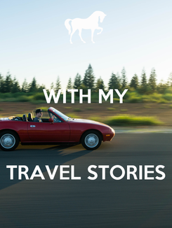Poster: WITH MY    TRAVEL STORIES