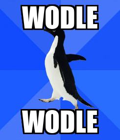 Poster: WODLE WODLE