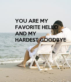 Poster: YOU ARE MY
