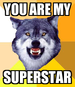 Poster: YOU ARE MY SUPERSTAR
