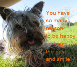 Poster: You have