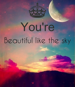 Poster: You're