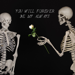 Poster: YOU WILL FOREVER BE MY ALWAYS