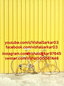 Poster: youtube.com/c/VishalSarkar03 facebook.com/vishalsarkar03  instagram.com/vishalsarkar97645 twitter.com/VishalS00061446