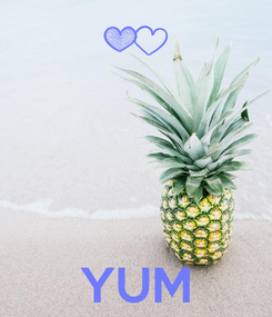 Poster:     YUM