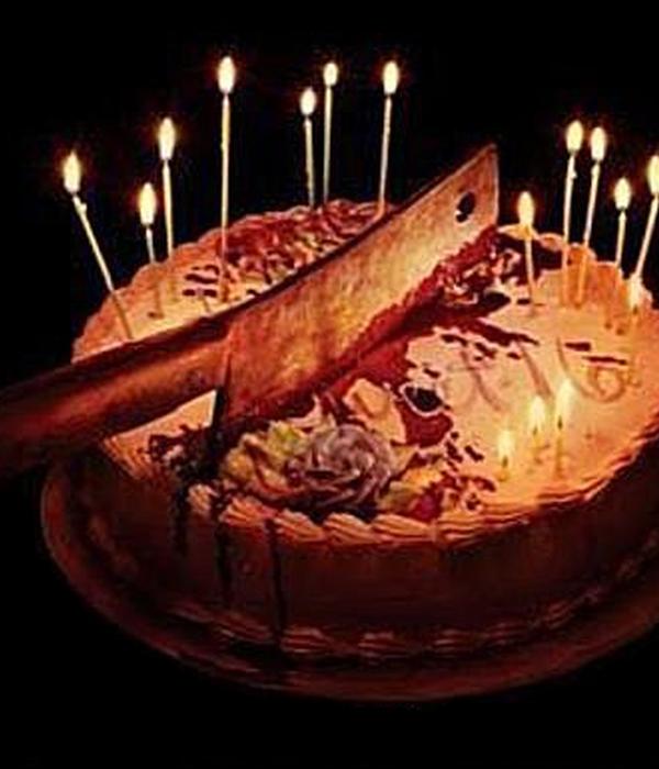 Поздравления с днем рождения хоррор