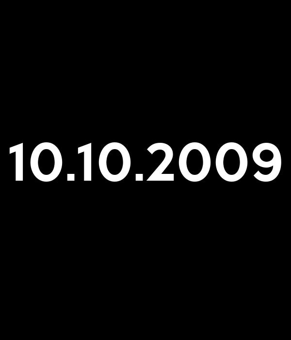 10.10.2009