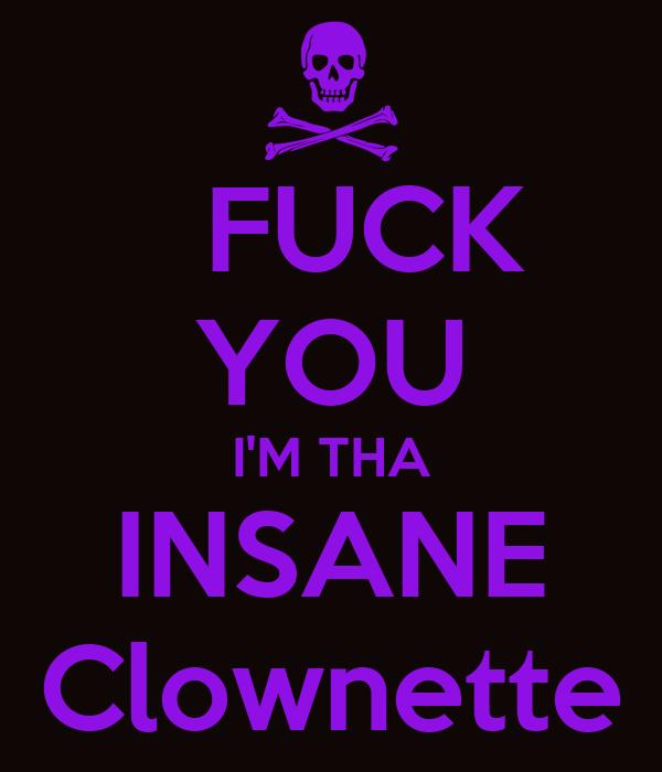 Fuck You Clown 67