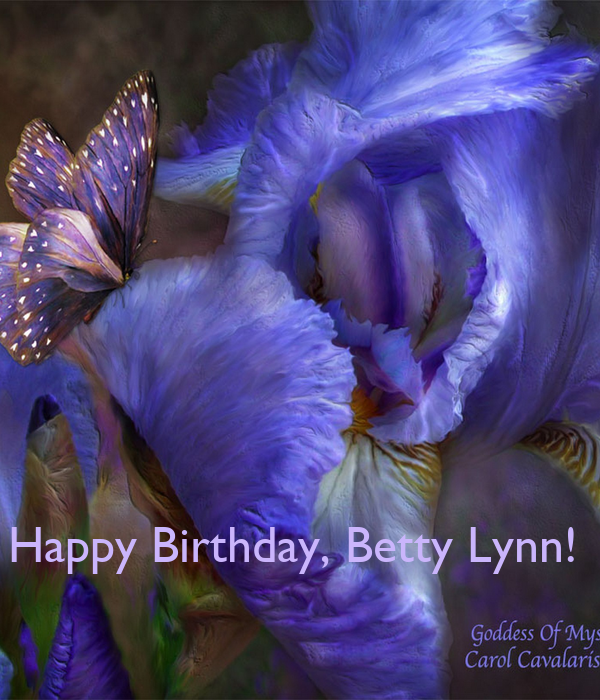 Happy Birthday, Betty Lynn!