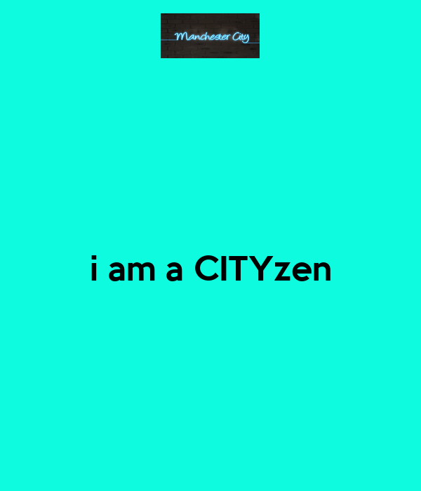 i am a CITYzen