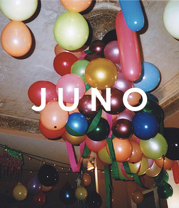 J U N O