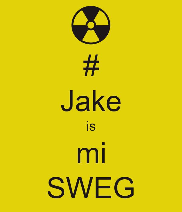# Jake is mi SWEG