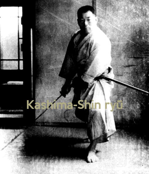 Kashima-Shin ryū