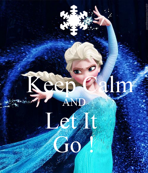 keep calm and let it go poster livy keep calmomatic