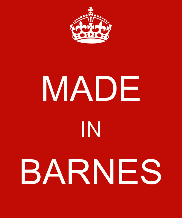 MADE IN BARNES
