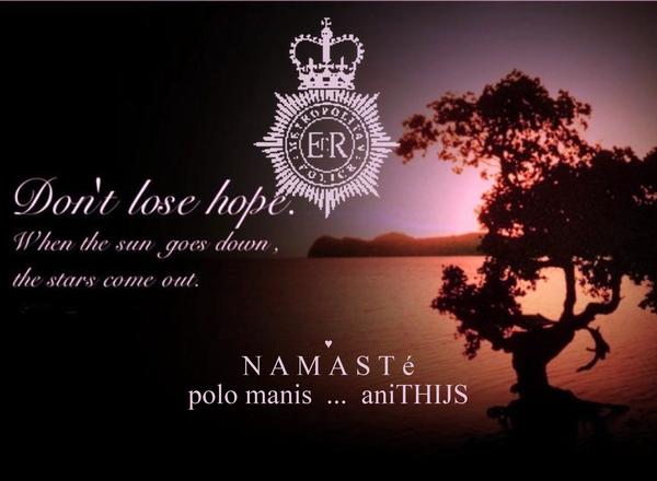 ♥ N A M A S T é polo manis  ...  aniTHIJS
