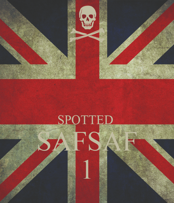 SPOTTED  SAFSAF 1