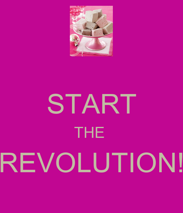 how to start a revolution trailer