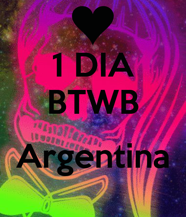 1 DIA BTWB  Argentina