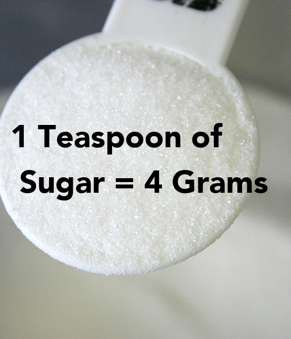 1 Teaspoon of