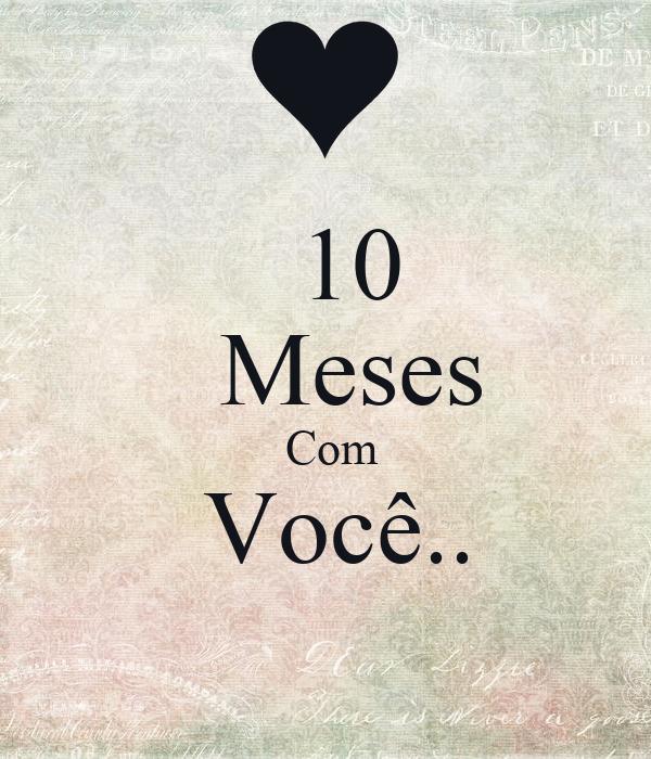 10   Meses  Com  Você..